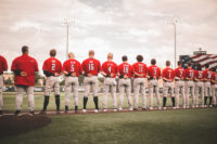 Texas Tech Baseball, Pregame Lineup